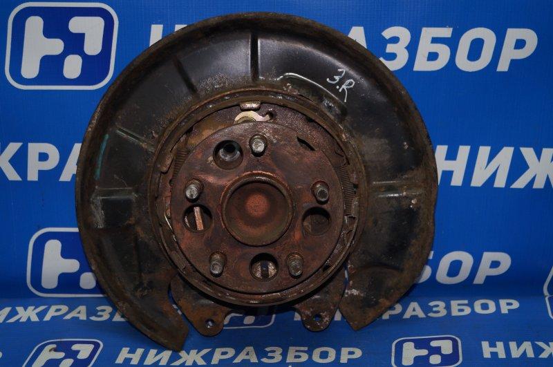 Ступица Chery Tiggo T11 1.8 SQR481FC 2009 задняя правая (б/у)