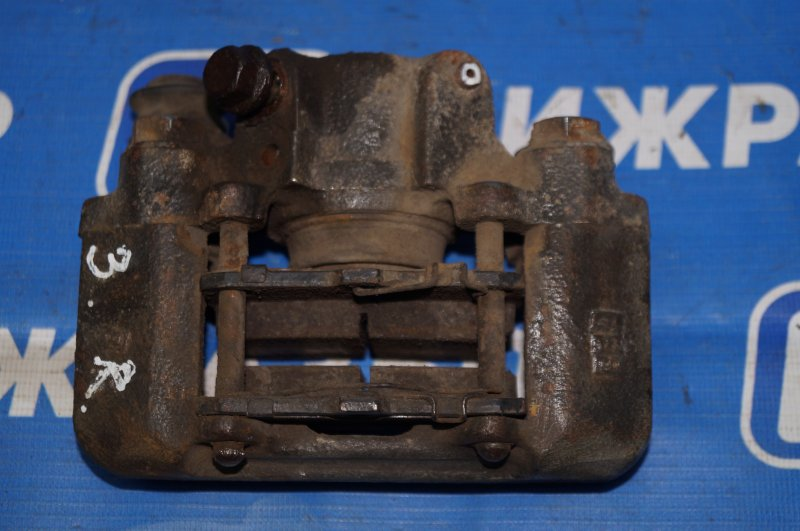 Суппорт Chery Tiggo T11 1.8 SQR481FC 2009 задний правый (б/у)