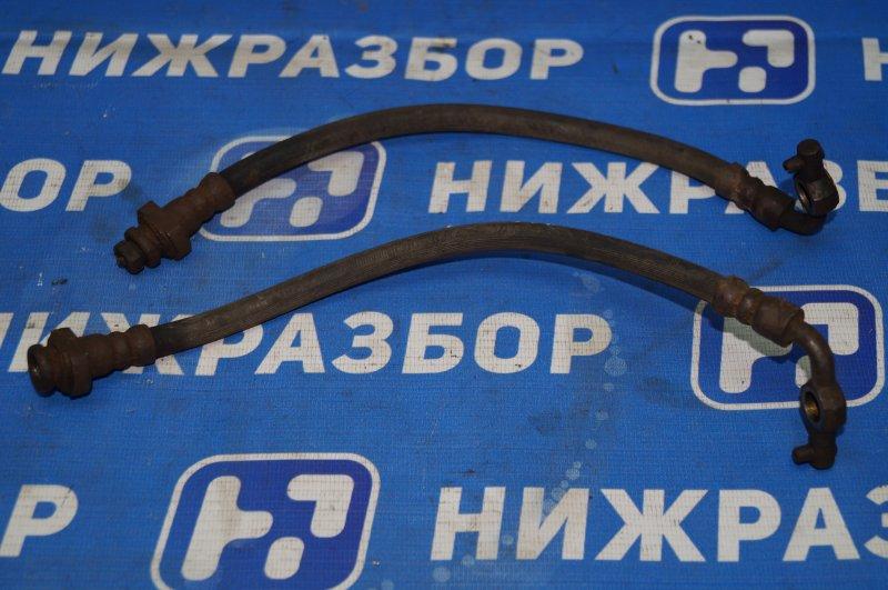 Шланг тормозной Chery Tiggo T11 1.8 SQR481FC 2009 задний (б/у)