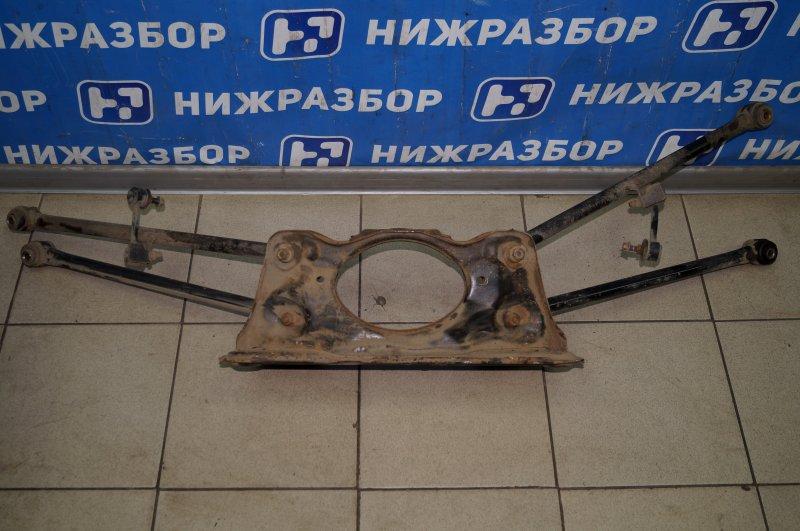 Балка Chery Tiggo T11 1.8 SQR481FC 2009 задняя (б/у)