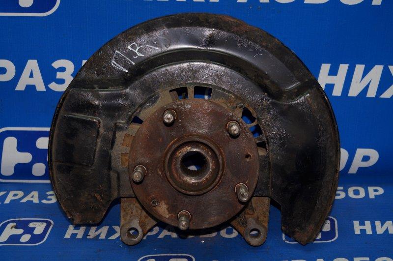 Кулак поворотный Chery Tiggo T11 1.8 SQR481FC 2009 передний правый (б/у)