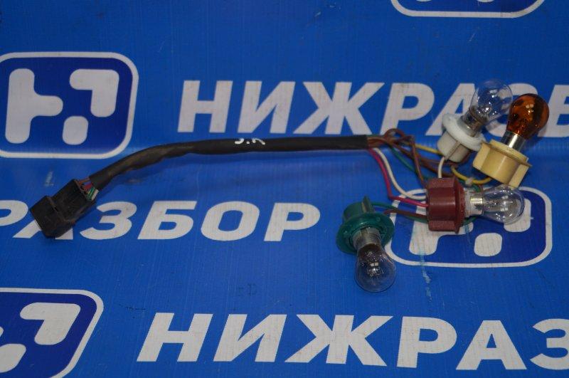 Проводка фонаря Chery Tiggo T11 1.8 SQR481FC 2009 задняя правая (б/у)