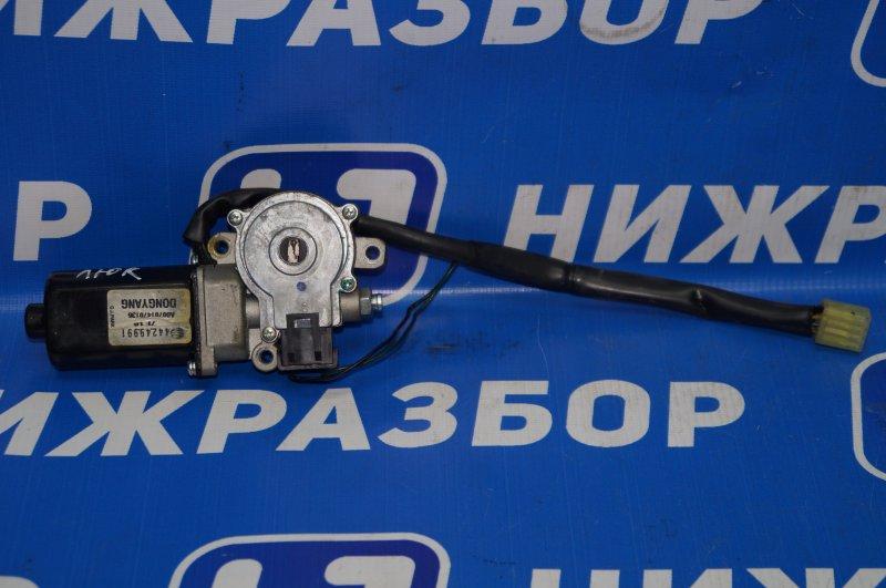 Моторчик люка Chery Tiggo T11 1.8 SQR481FC 2009 (б/у)
