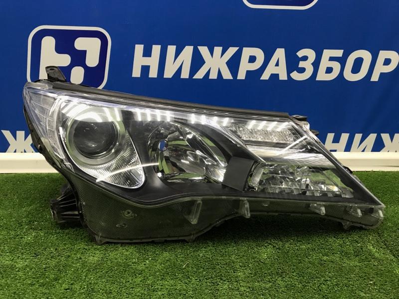 Фара Toyota Rav 4 A40 2013 передняя правая (б/у)