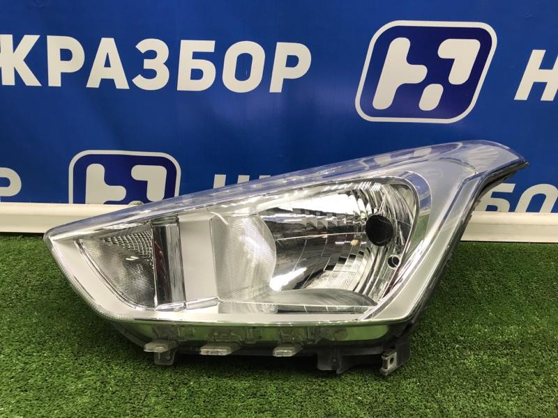 Фара Hyundai Creta 2016> передняя левая (б/у)