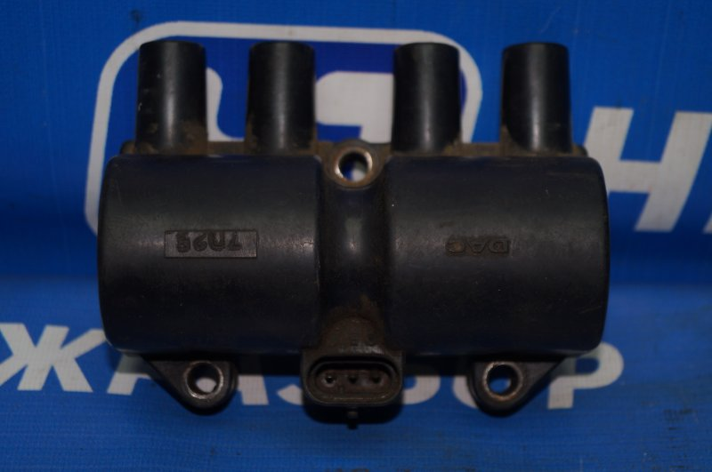 Катушка зажигания Chevrolet Aveo T250 1.4 (F14D3) 2007 (б/у)