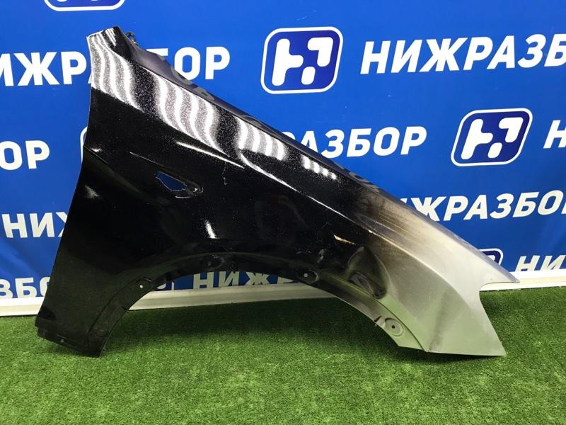 Крыло Bmw X3 F25 2010 переднее правое (б/у)