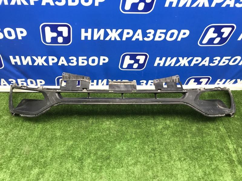 Решетка в бампер Kia Sportage 3 передняя (б/у)