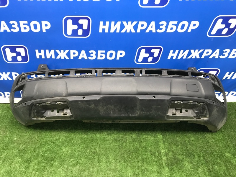 Бампер Peugeot 3008 P84 задний (б/у)