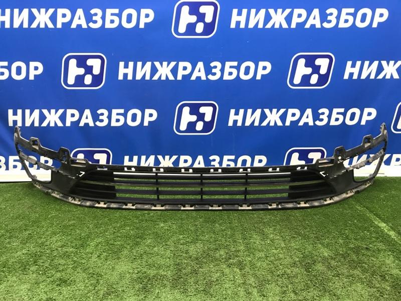 Решетка в бампер Kia Rio 3 передняя (б/у)