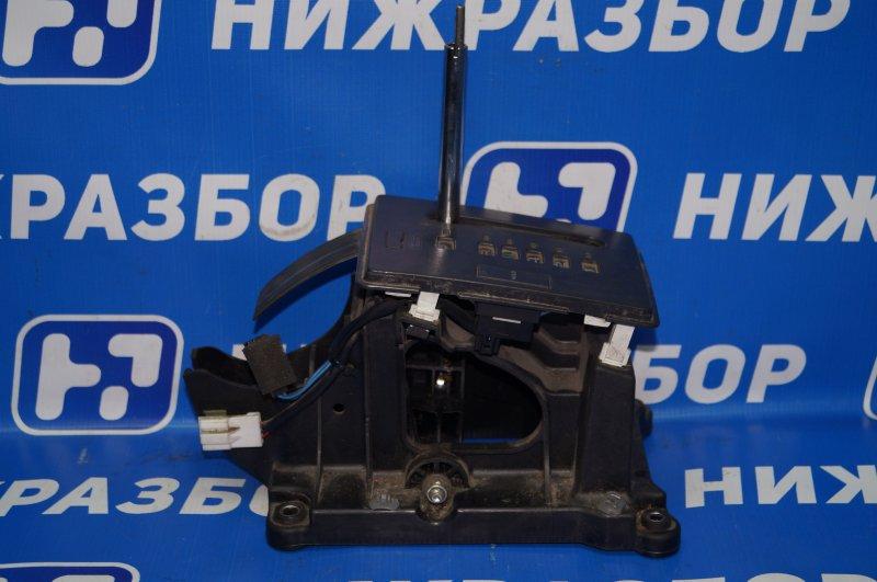 Кулиса акпп Chevrolet Aveo T250 1.4 (F14D3) 2007 (б/у)