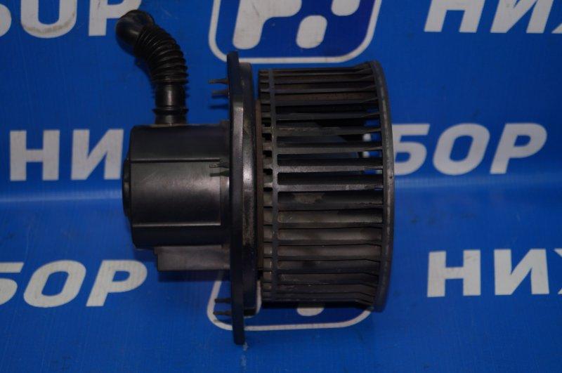 Моторчик печки Chevrolet Aveo T250 1.4 (F14D3) 2007 (б/у)