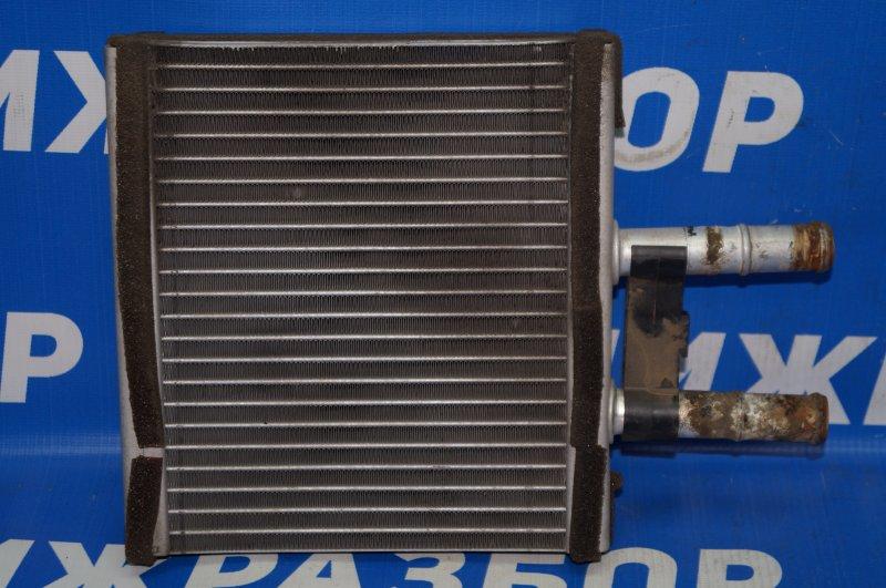 Радиатор отопителя Chevrolet Aveo T250 1.4 (F14D3) 2007 (б/у)