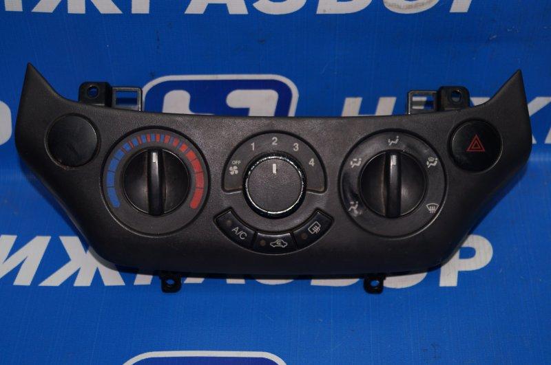 Блок управления отопителем Chevrolet Aveo T250 1.4 (F14D3) 2007 (б/у)