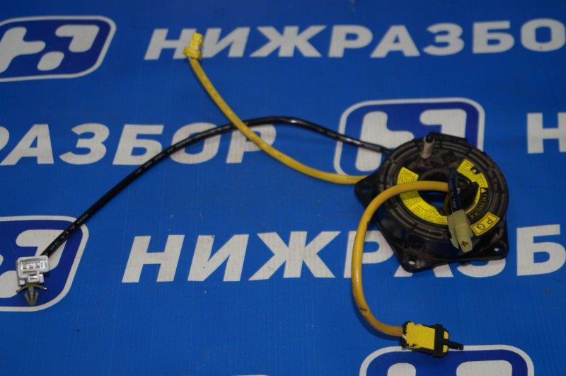 Шлейф подрулевой для srs Chevrolet Aveo T250 1.4 (F14D3) 2007 (б/у)