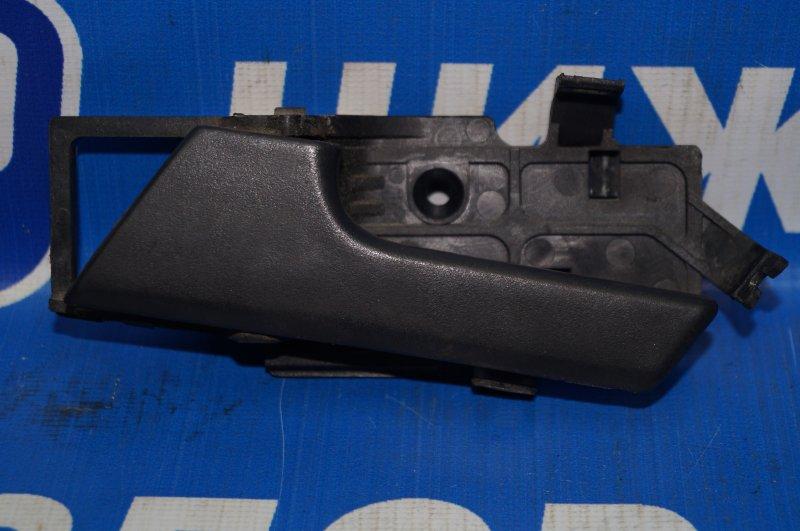 Ручка двери внутренняя Chevrolet Aveo T250 1.4 (F14D3) 2007 передняя левая (б/у)