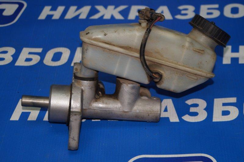 Цилиндр тормозной главный Chevrolet Aveo T250 1.4 (F14D3) 2007 (б/у)