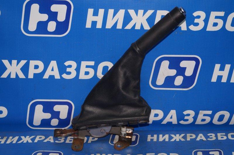 Ручник Chevrolet Aveo T250 1.4 (F14D3) 2007 (б/у)