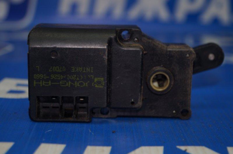 Моторчик заслонки печки Chevrolet Aveo T250 1.4 (F14D3) 2007 (б/у)