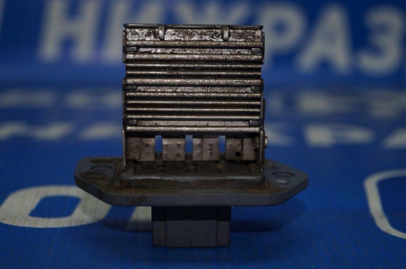 Резистор отопителя Chevrolet Aveo T250 1.4 (F14D3) 2007 (б/у)