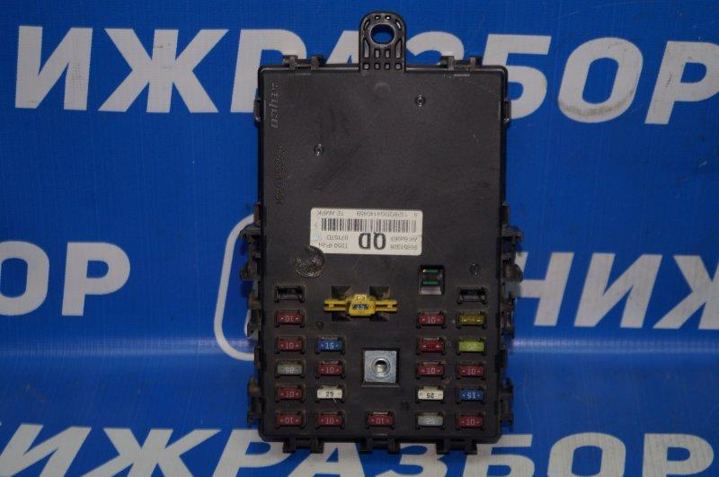 Блок предохранителей Chevrolet Aveo T250 1.4 (F14D3) 2007 (б/у)