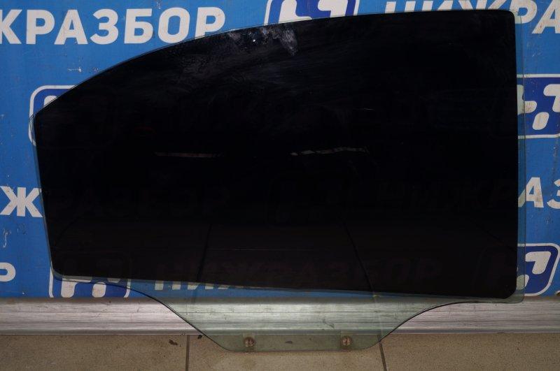 Стекло двери Chevrolet Aveo T250 1.4 (F14D3) 2007 заднее правое (б/у)