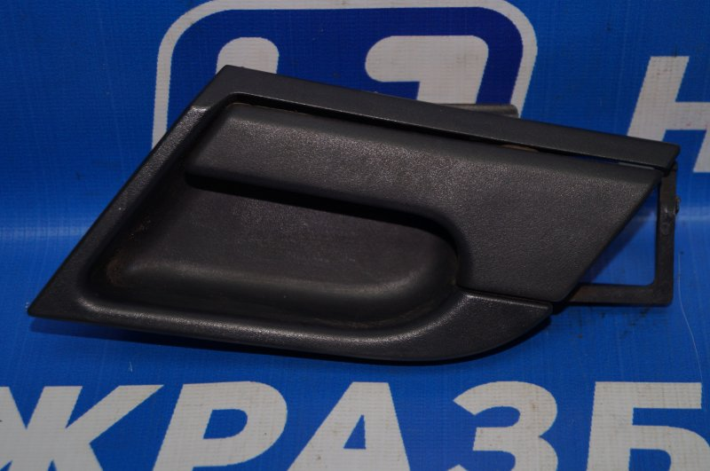Ручка двери внутренняя Chevrolet Aveo T250 1.4 (F14D3) 2007 задняя левая (б/у)