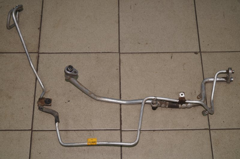 Трубка кондиционера Chevrolet Aveo T250 1.4 (F14D3) 2007 (б/у)