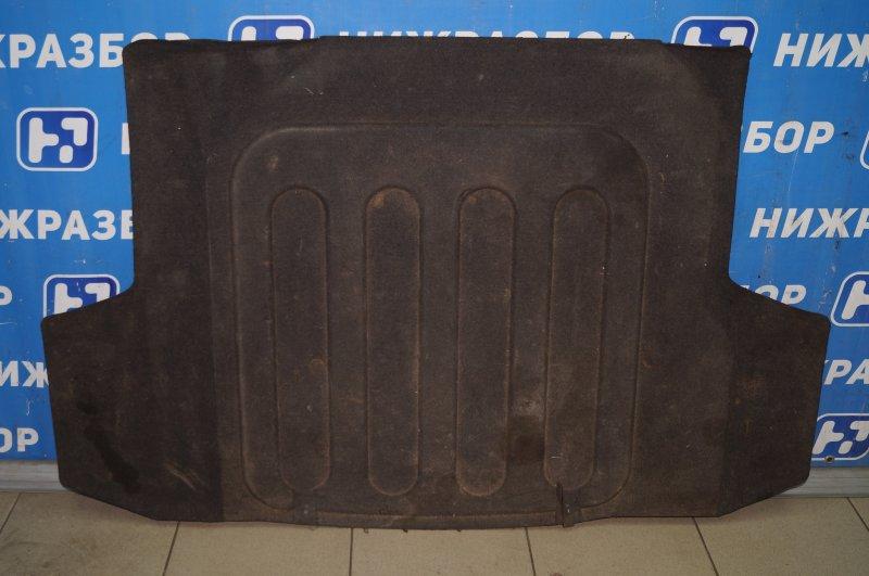 Пол багажника Chevrolet Aveo T250 1.4 (F14D3) 2007 (б/у)