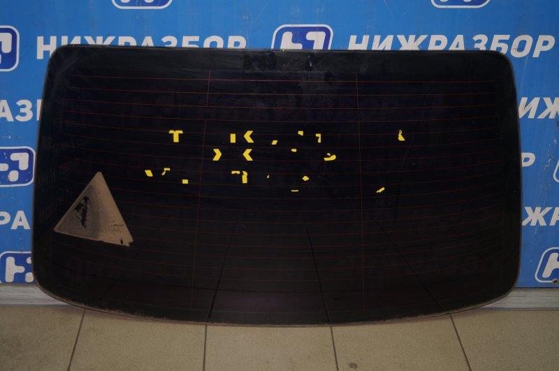 Стекло Chevrolet Aveo T250 1.4 (F14D3) 2007 заднее (б/у)