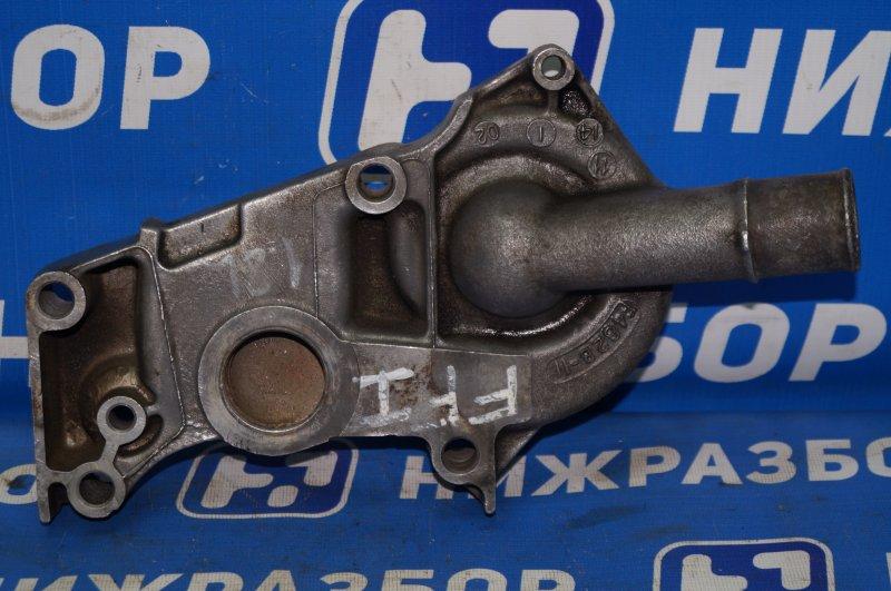 Корпус насоса водяного (помпы) Ford Focus 1 1.8 1998 (б/у)
