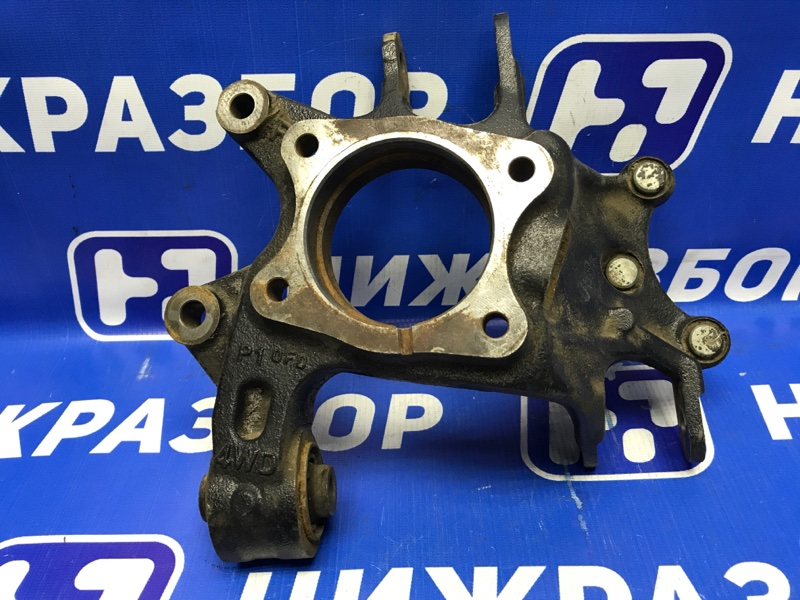 Кулак поворотный Kia Sportage 4 QL задний правый (б/у)