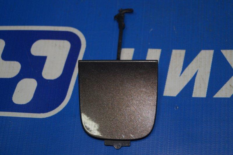Заглушка буксировочного крюка Opel Astra J 2010 задняя (б/у)