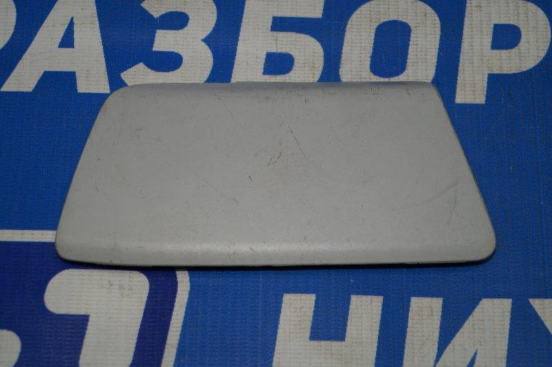 Заглушка буксировочного крюка Opel Zafira B 2005 передняя (б/у)