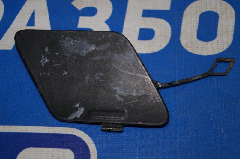 Заглушка буксировочного крюка Chevrolet Cruze J300 2009 задняя (б/у)