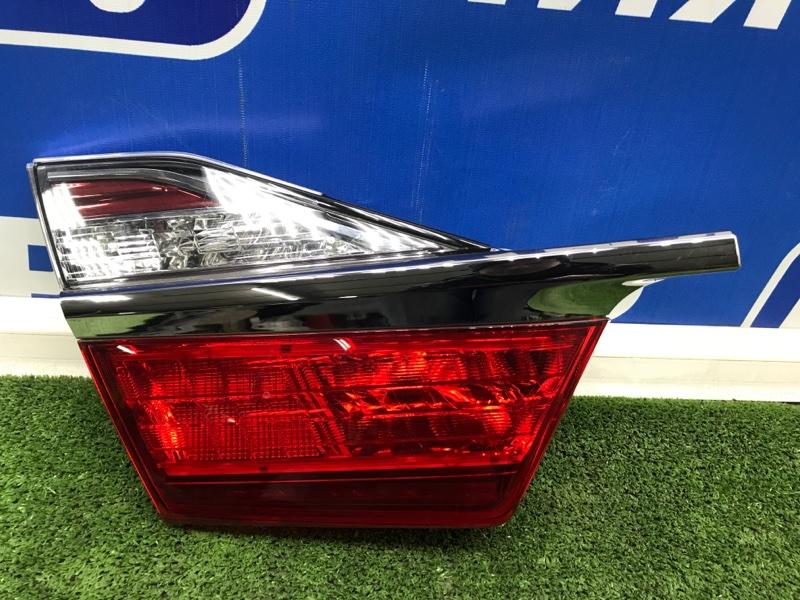 Фонарь внутренний Toyota Camry V50 задний левый (б/у)