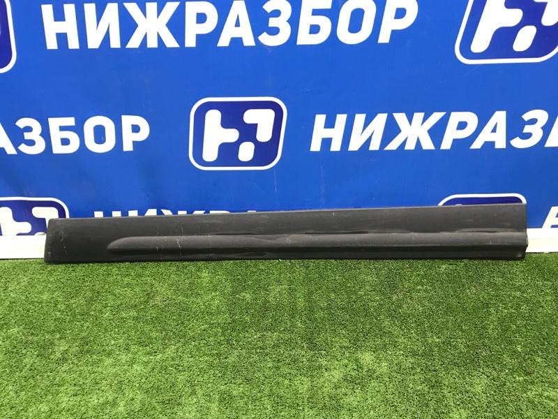 Накладка двери Kia Sorento 2 XM передняя правая (б/у)