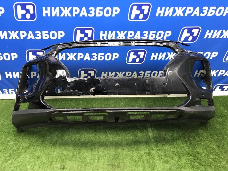 Бампер Hyundai Santa Fe передний (б/у)
