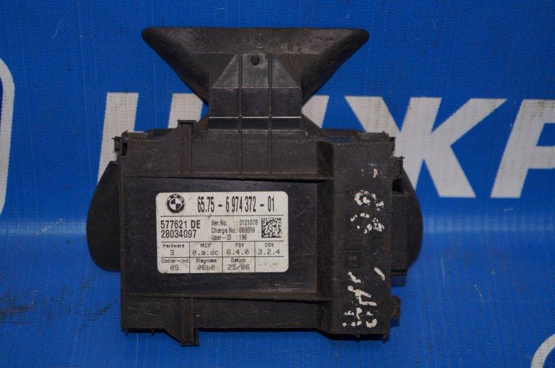 Блок сигнализации (штатной) Bmw 7-Серия E65/E66 2001 (б/у)