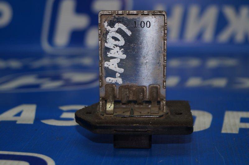 Резистор отопителя Chevrolet Lanos 2004 (б/у)