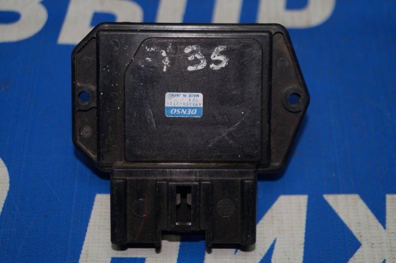 Резистор отопителя Toyota Avensis 2 2003 (б/у)