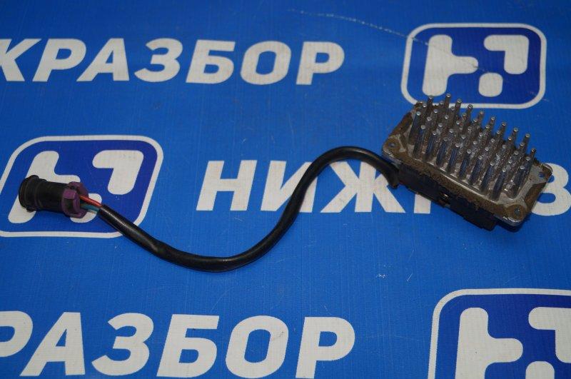 Резистор отопителя Audi A6 C4 1994 (б/у)