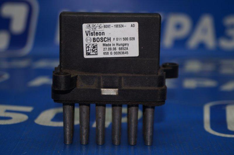 Резистор отопителя Ford Focus 2 (б/у)