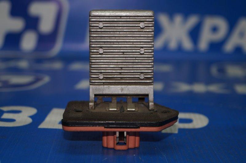 Резистор отопителя Chevrolet Lacetti 2003 (б/у)