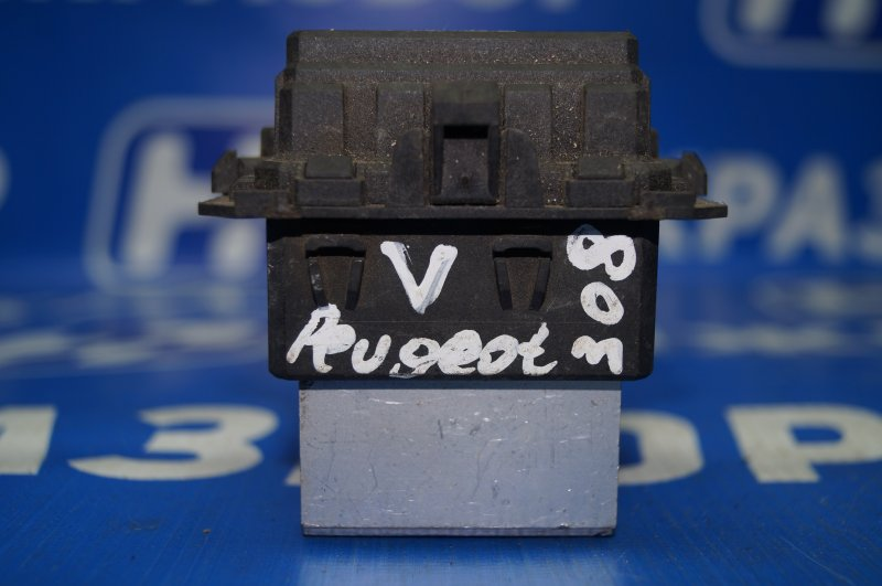 Резистор отопителя Peugeot 308 2007 (б/у)