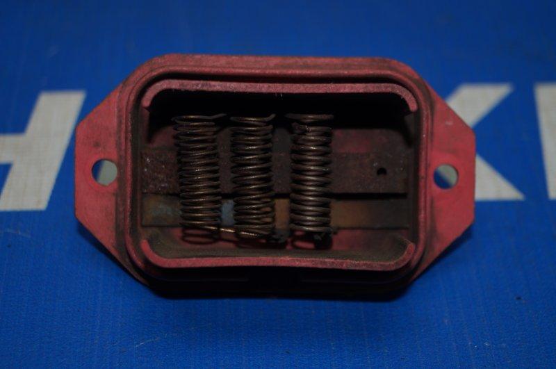 Резистор отопителя Audi 100 C4 1991 (б/у)