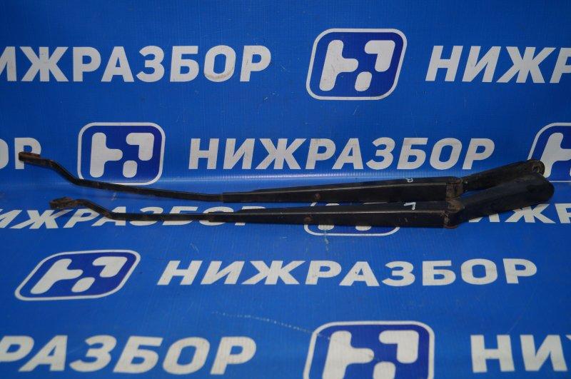 Поводок стеклоочистителя к-кт Ford Focus 1 1.6 DURATEC ROCAM 2004 передний (б/у)