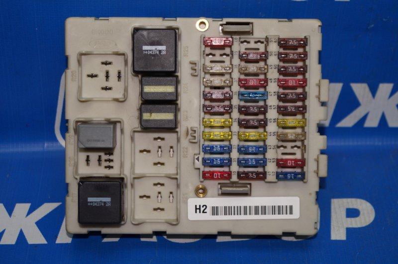 Блок предохранителей Ford Focus 1 1.6 DURATEC ROCAM 2004 (б/у)