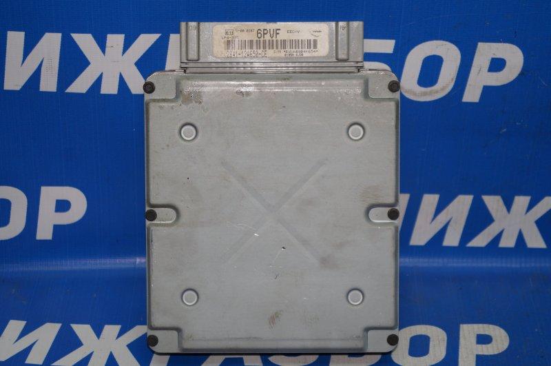Блок управления двигателем Ford Focus 1 1.6 DURATEC ROCAM 2004 (б/у)