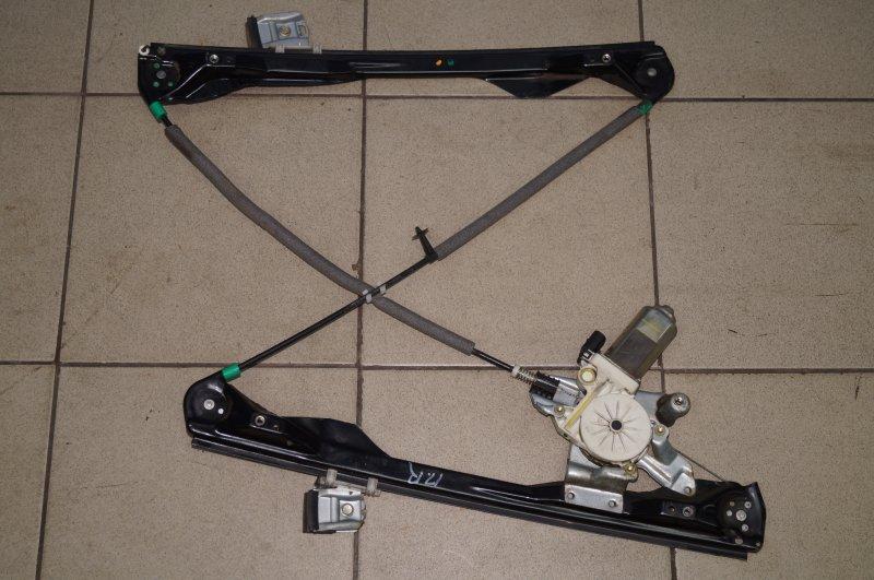 Стеклоподъемник эл. Ford Focus 1 1.6 DURATEC ROCAM 2004 передний правый (б/у)
